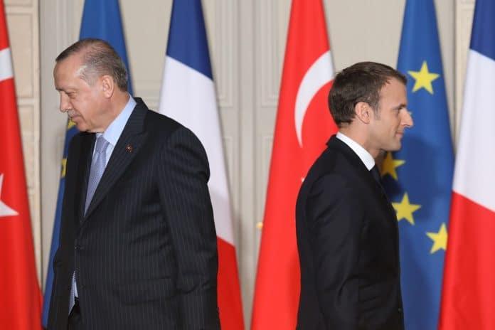 Erdogan dénonce le plan de Macron contre le « séparatisme islamiste »