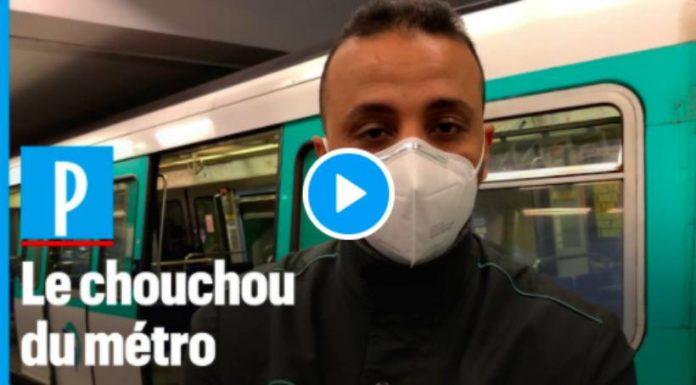 Habib, le conducteur de métro préféré des usagers de la ligne 7 - VIDEO (1)