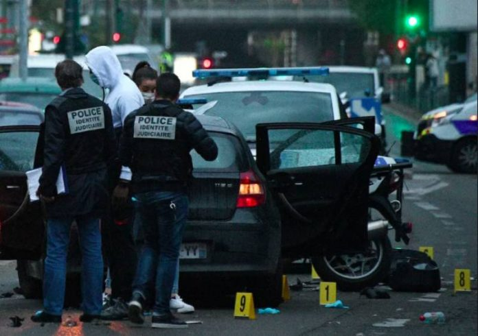 Herblay deux policiers blessés par balle, leurs armes de service volées