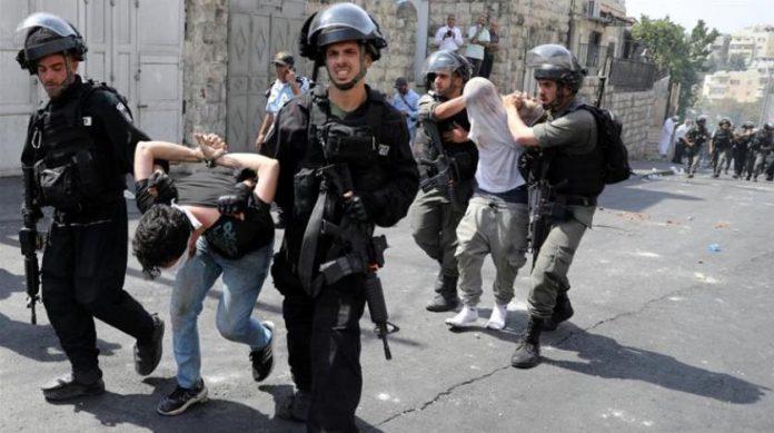 Israël arrête 22 Palestiniens en Cisjordanie, dont 12 policiers2