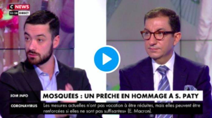 Jean Messiha en sueur quand le député David Guiraud évoque les liens entre le RN et les djihadistes
