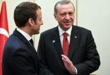 """L'Élysée répond aux propos d'Erdogan et les juge """"inacceptables"""""""