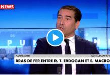"""""""La réponse Européenne n'est pas à la hauteur face à la Turquie"""" dénonce Karim Zeribi"""