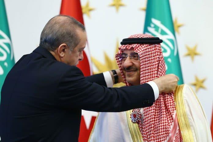 Les Saoudiens doivent boycotter «tout ce qui est turc», déclare le chef du commerce après les remarques d'Erdogan