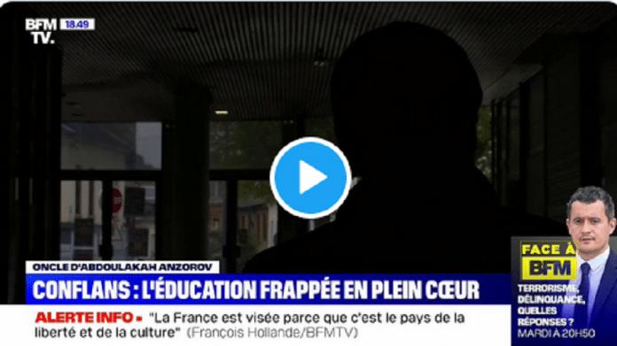 L'oncle de l'auteur de l'attentat de Conflans-Sainte-Honorine s'exprime pour la première fois