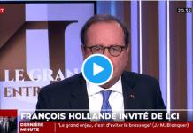 """""""Ne confondons pas ces terroristes avec les musulmans"""" déclare François Hollande"""