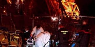 Paris - les femmes musulmanes poignardées hospitalisées en état d'urgence absolue2