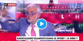 Pascal Praud souhaite se rendre au club de Jujitsu pour surveiller les musulmans sous la douche