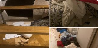 Perquisition au domicile d'Idriss Sihamedi, sa femme menottée et ses enfants traumatisés