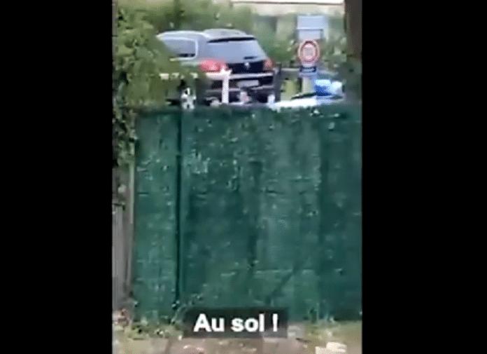 Professeur décapité : Vidéo de la neutralisation du meurtrier par la police