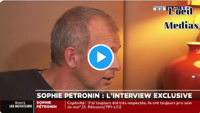 Sophie Pétronin révèle ce qui l'a aidée à garder espoir durant sa détention - VIDÉO