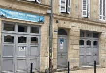 Tags islamophobes et vitres brisées à la mosquée Nur El-Muhamadi de Bordeaux