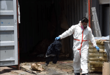 Trois marocains retrouvés morts dans un conteneur au Paraguay