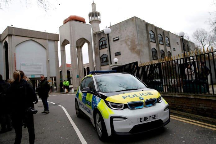 Un homme reconnu coupable d'avoir poignardé un muezzin à la mosquée de Londres