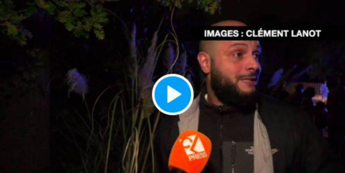 Yvelines Le père d'un élève musulman du professeur décapité témoigne - VIDEO