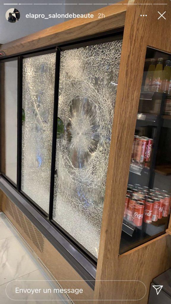 «Vive le Porc» - une boucherie musulmane violemment vandalisée à Nantes3
