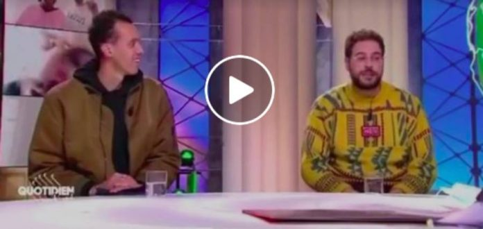 «Vous êtes musulman pratiquant ?» Yann Barthès interroge Hakim Jemili sur sa religion - VIDEO