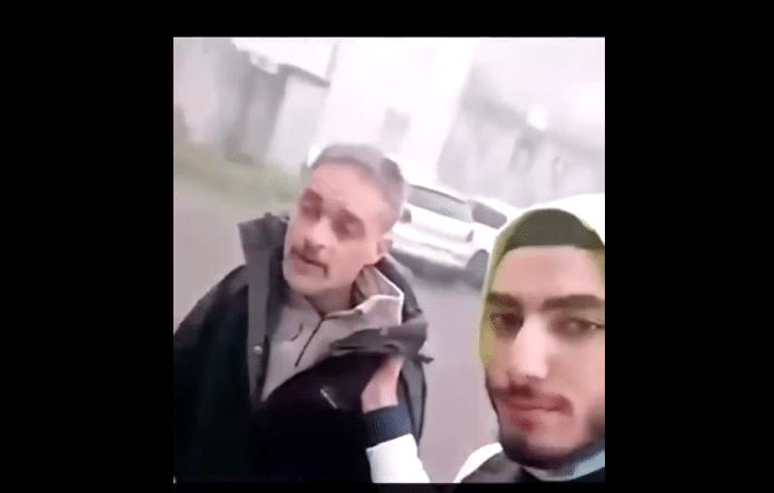 « Y'a des terroristes en France ! » des jeunes se filment maltraitant un homme apeuré - VIDEO