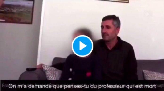 Albertville une des petites filles interpellées témoigne de son arrestation - VIDEO