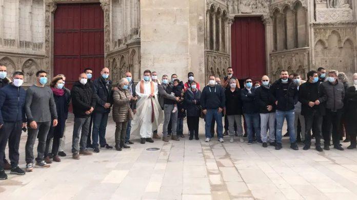 Auxerre - des catholiques et des musulmans s'unissent face au terrorisme