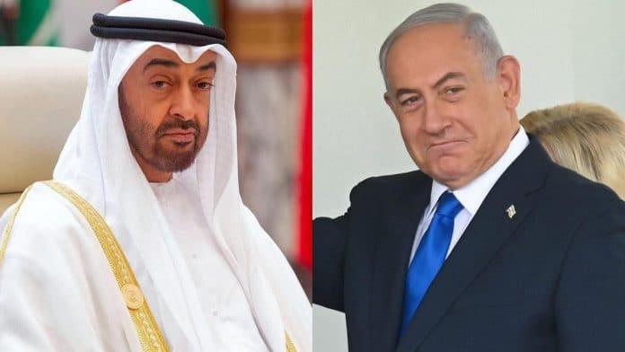 Benjamin Netanyahu et Mohamed bin Zayed al Nahyan nominés pour le prix Nobel de la paix