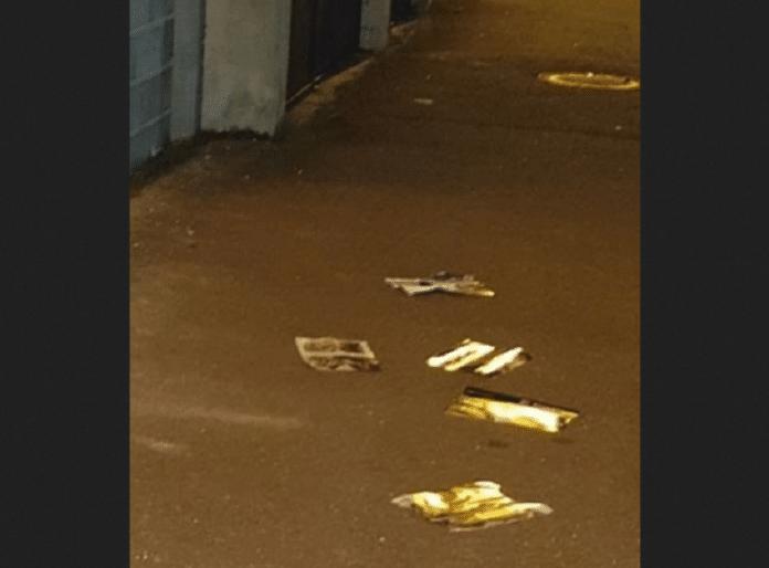 Briare : Des revues pornographiques jetées devant la mosquée