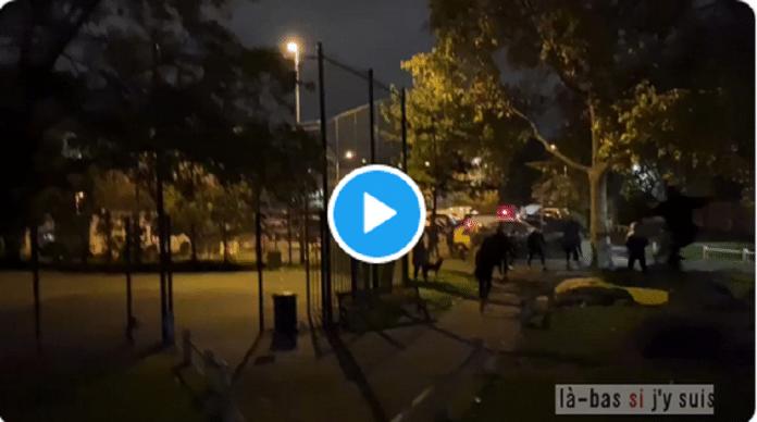 Colombes : Images spectaculaires des émeutes et affrontements avec la police