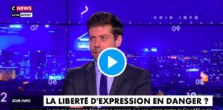 Le député David Guiraud défend Taha Bouhafs avant que le présentateur ne le coupe violemment - VIDEO