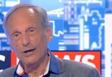Le journaliste Marc Menant compare les migrants à un cancer