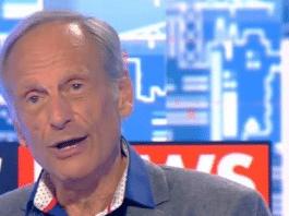 Le journaliste Marc Menant compare les migrants à un cancer