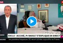Le professeur Didier Raoult révèle les détails du «complot très haut placé médico-politique» dont il se dit victime - VIDEO