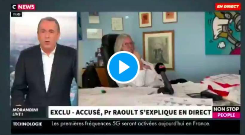 Marseille : Raoult porte plainte contre le vice-président de l'ordre des médecins