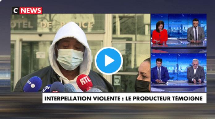 Lynché par des policiers, Michel s'exprime pour la première fois