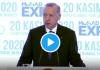 """""""Nous ne nous voyons pas autre part qu'en Europe"""" déclare Erdogan"""