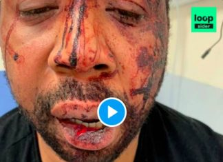 Paris les images choquantes d'un producteur de musique tabassé par la police - VIDEO