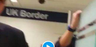 Un homme arrêté et menacé de retirer ses enfants à l'aéroport parce que musulman - VIDEO