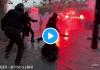 Un homme inanimé traîné par un policier des BRAV - VIDEO