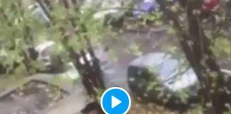 Vitry-sur-Seine deux policiers frappent violemment un jeune homme sous le regard du voisinage - VIDEO