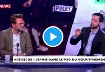 Vives tensions entre Jean Messiha et un porte-parole de France Insoumise au sujet de Michel