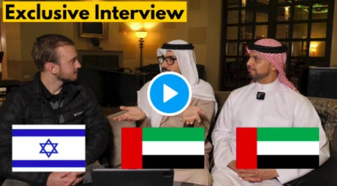 «L'humanitédevrait remercier les soldats israéliens» l'interview hallucinante de deux émiratis en visite à Tel-Aviv - VIDEO