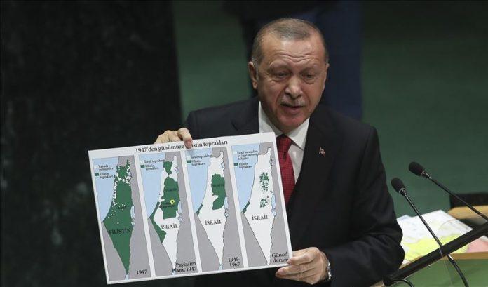 «La Turquie aimerait améliorer ses relations avec Israël» déclare Erdogan