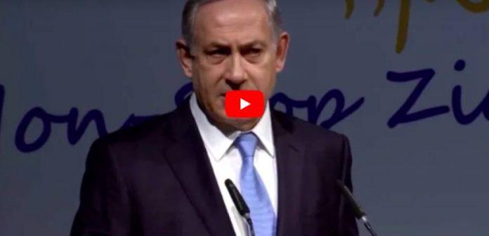 Hitler ne voulait pas exterminer les juifs Netanyahu accuse un musulman du génocide - VIDEO