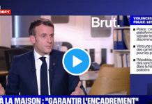 """""""Au sujet de la laïcité, on est devenus fous"""" concède Emmanuel Macron"""