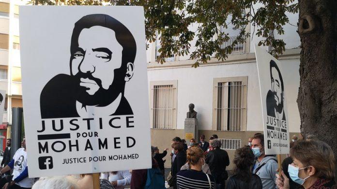 Béziers - les trois policiers impliqués dans la mort de Mohamed Gabsi mis en examen