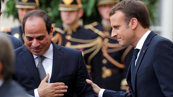 Des ONG s'indignent de la rencontre entre Abdel Fattah Al-Sissi et Emmanuel Macron à Paris