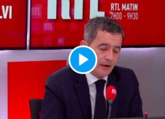 Des mosquées appellent à «la haine du juif, du catholique et de la France» affirme Gérald Darmanin - VIDEO