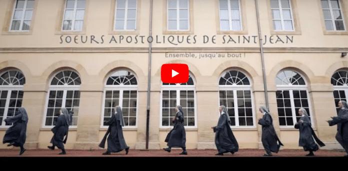 Des religieuses voilées cartonnent dans un clip sur Youtube pour sauver leur soeur - VIDEO:jpg