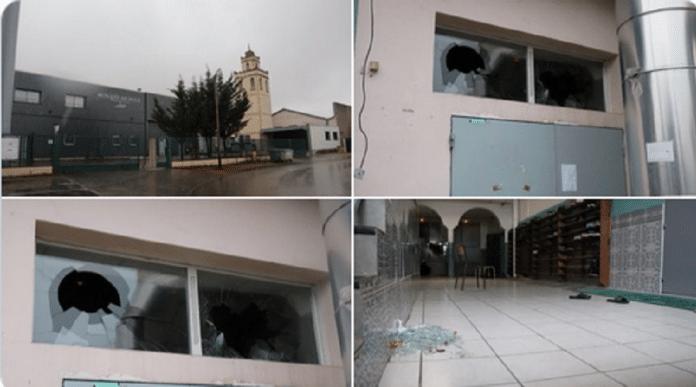 Dijon : La mosquée An-Nour vandalisée à coups de pierre