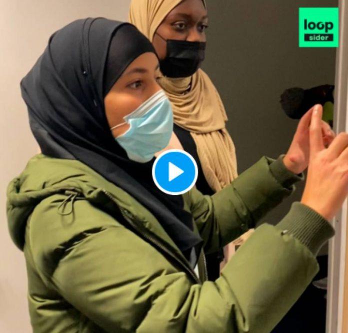 Ecole MHS des élèves choqués affirment avoir été filmé par la police contre leur gré - VIDEO
