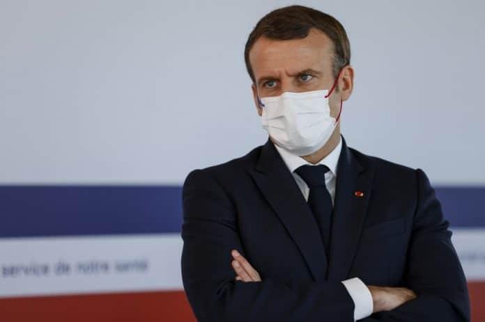 Emmanuel Macron diagnostiqué positif au coronavirus